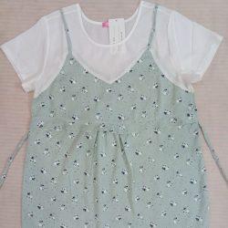 áo bầu hoa dây