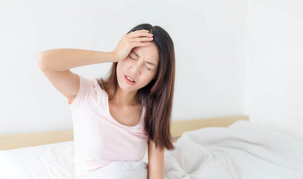 Bỗng nhiên bị ngất dấu hiệu có thai 1 tuần dễ nhầm với bệnh huyết áp hay thiếu máu